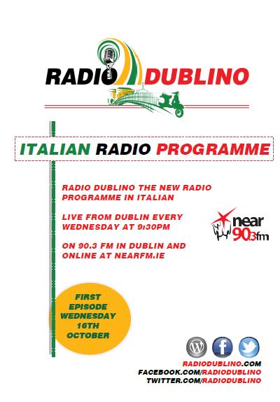 Radio Dublino Flyer