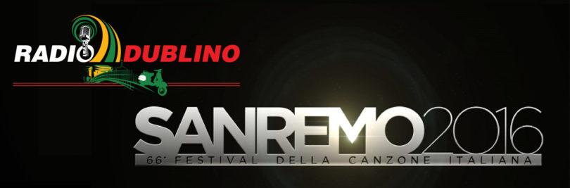 Radio Dublino a Sanremo 2016