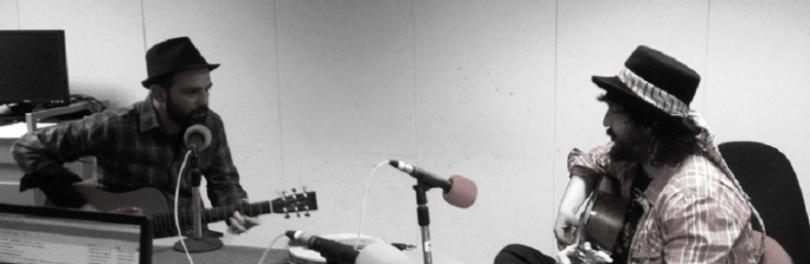 Mongrel State Live at Radio Dublino