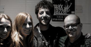 Intervista a Max Gazzè