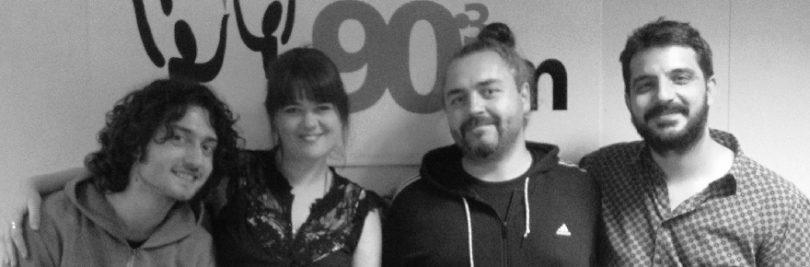 Suzanne Savage e The Matteo Addabbo Organ Trio at Radio Dublino