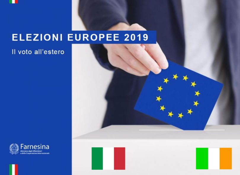 Elezioni Europee Irlanda Italiani Estero