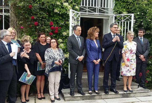 Festa della Repubblica Lucan House