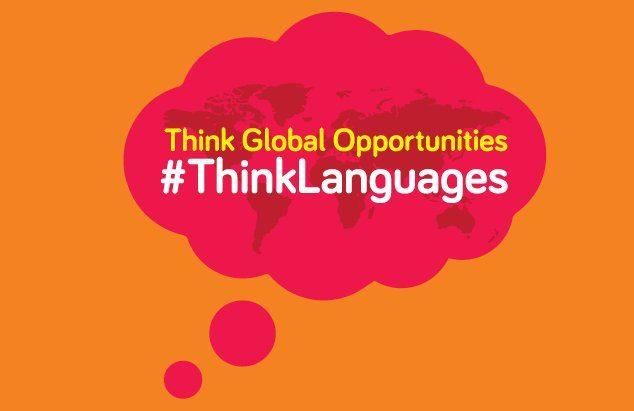 #ThinkLanguages