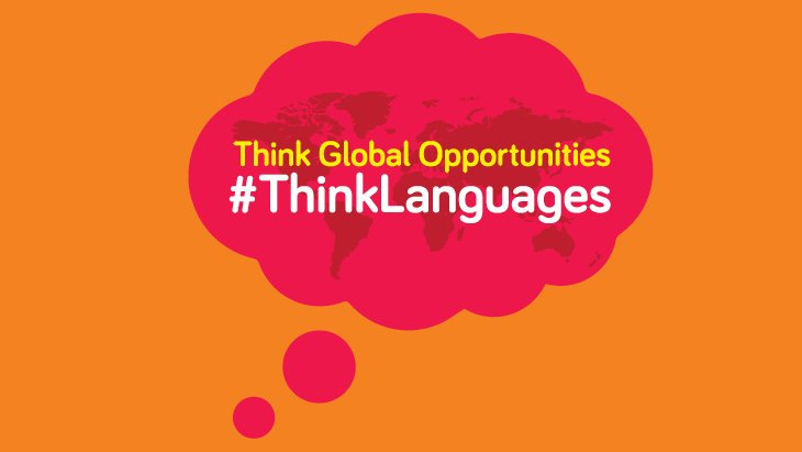#ThinkLanguages
