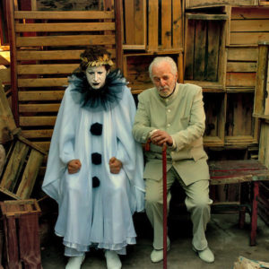 Alejandro Jodorowsky's Surreal Self-Portrait