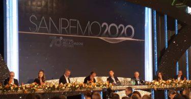 Sanremo 2020 Foto di Susanna Sforza